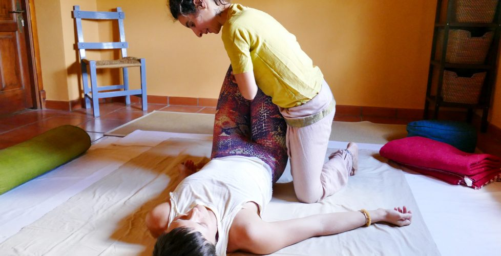 Thai Massage Spain